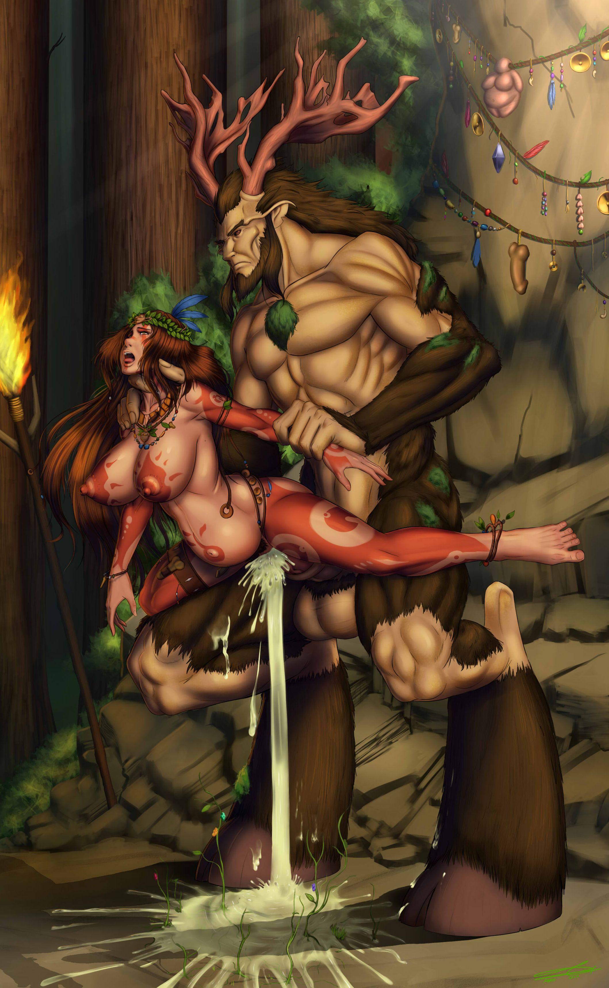 Satyr elf porn xxx galleries