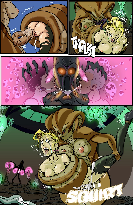 3d hentai monster snakeman porncraft pics