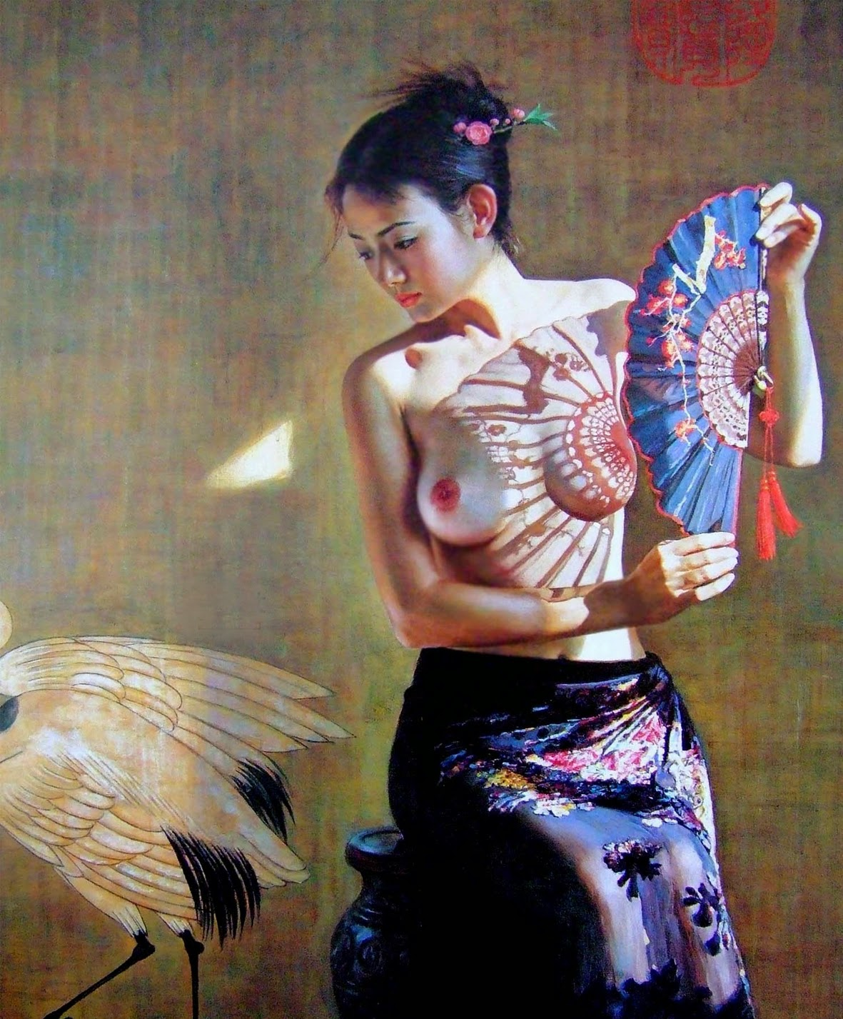 chinese-nude-oil-paintings