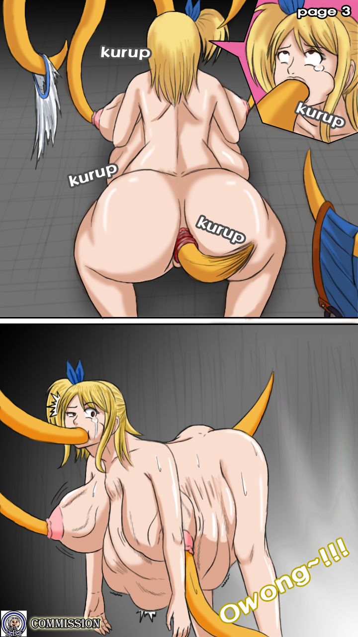 fairy tail lucy sex