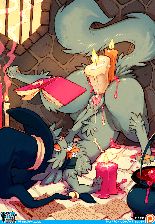 moon rituals comic free