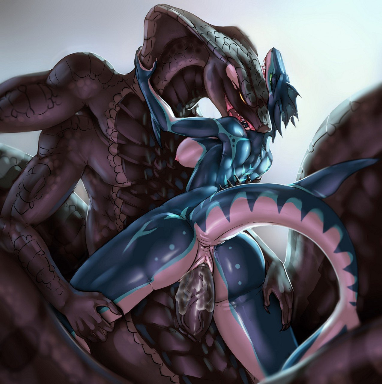Estrogen turns male snakes into same