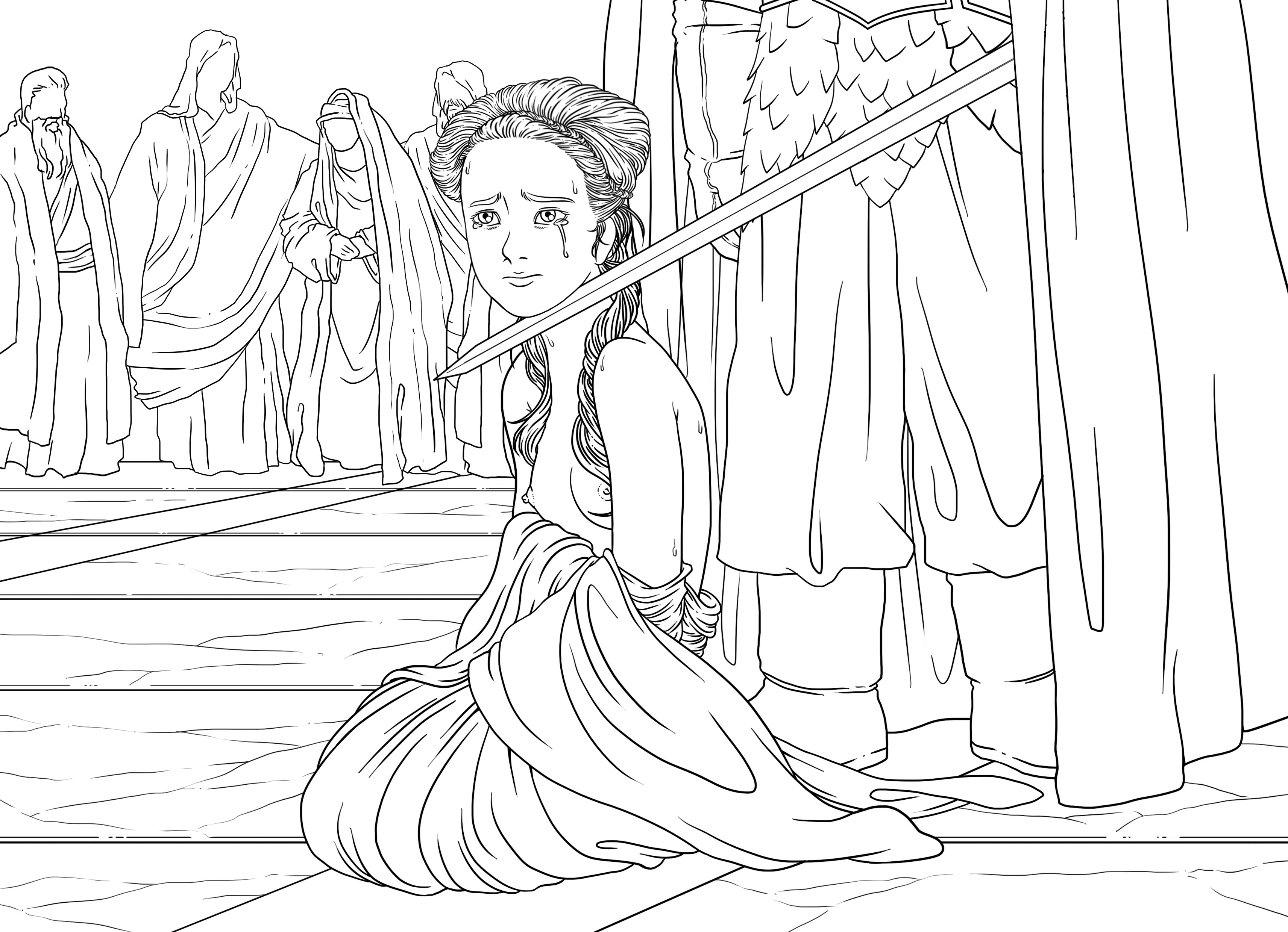 [Rayson] A Song of Ice and Fire – Sansa Stark (Game of Thrones)