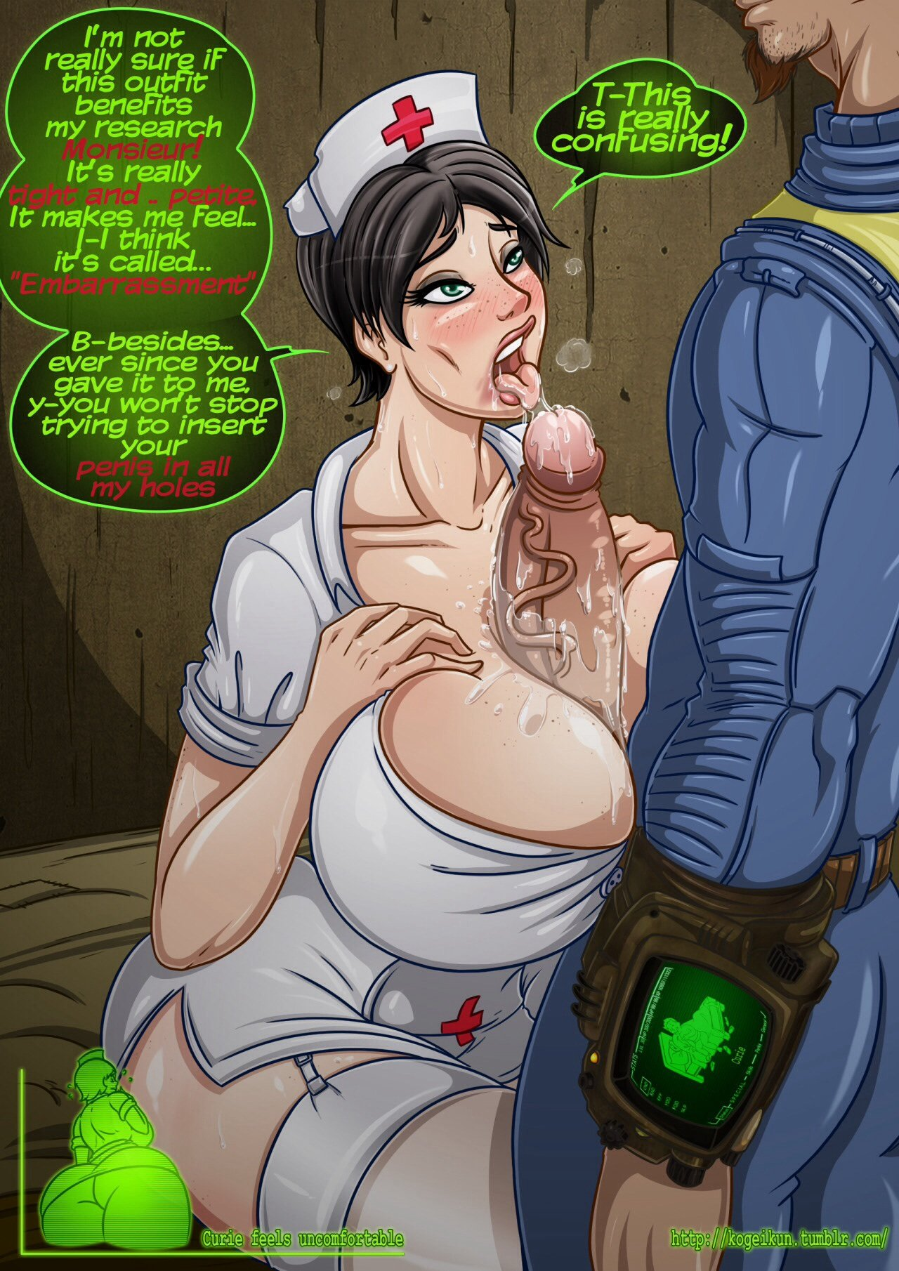 Download fallout for handjob by sexy girls pornos pic