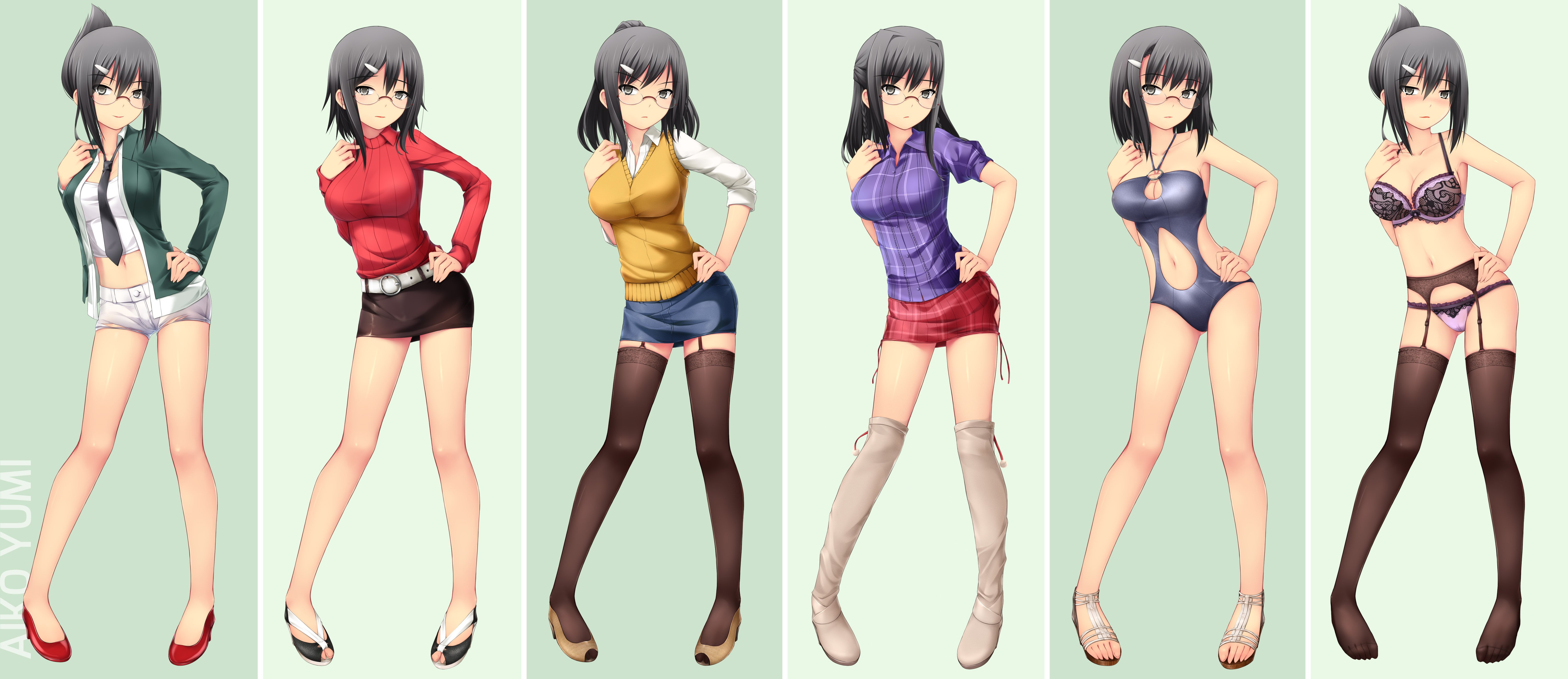 huniepop aiko pictures