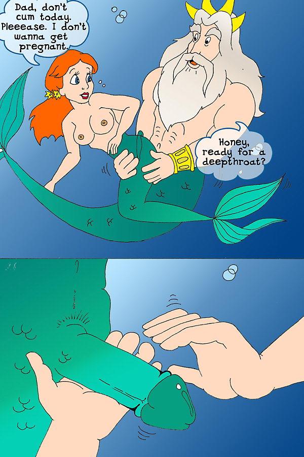 Gay mermaid porn
