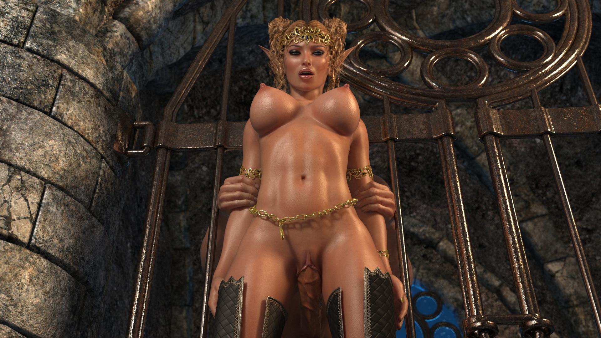 Смотреть порно эльфов онлайн, Эльфийки ебуться с мутантами, мужиками и орками плюс 21 фотография