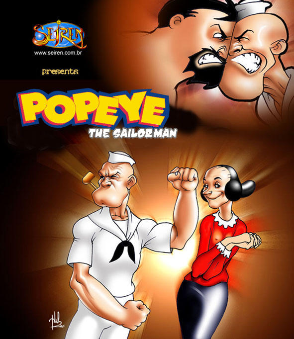 Popeye – The Sailorman
