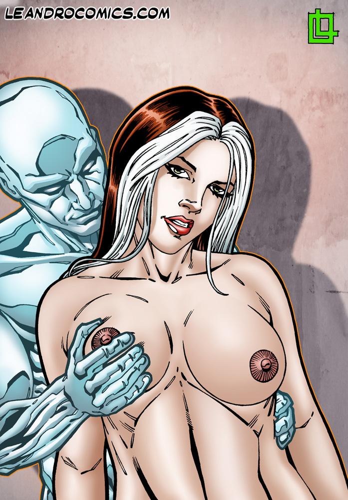 naked sex x men comic