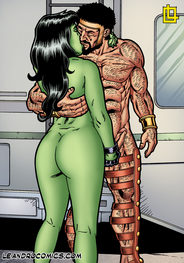 young marvel heroes porn