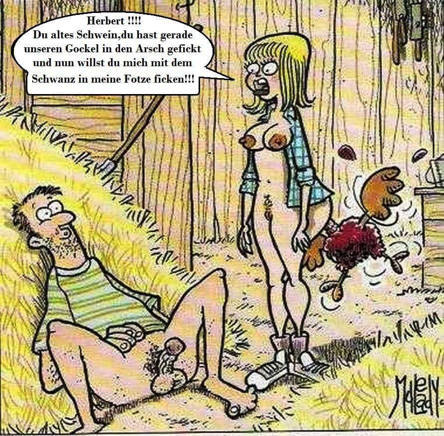 Comic Porn Deutsch