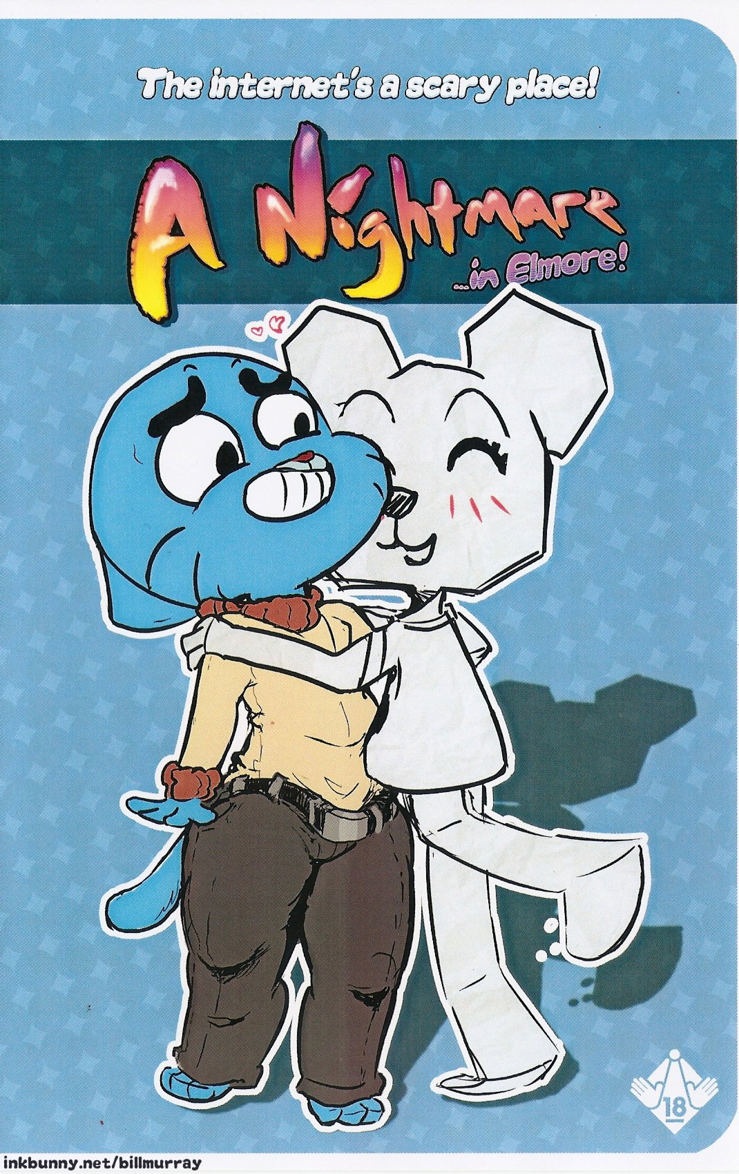 A Nightmare in Elmore (The Amazing World of Gumball) [English]