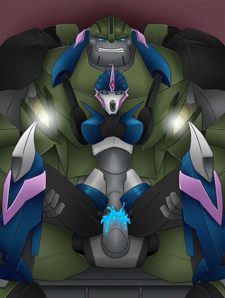 arcee transformers porn