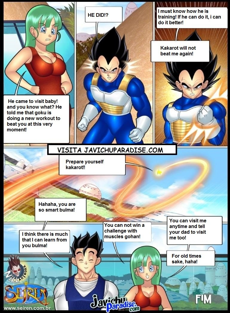 Wife comic xxx dragonball z s gt don't