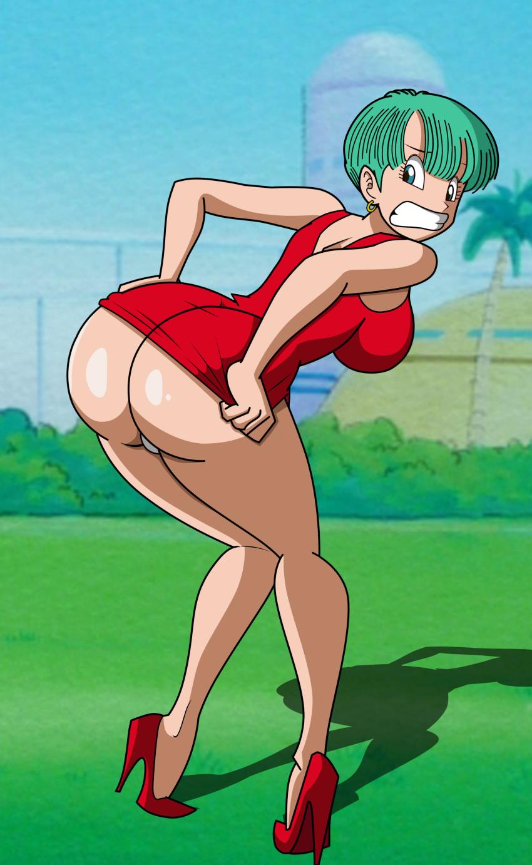Bulma nackt dragenball Bulma: Free,