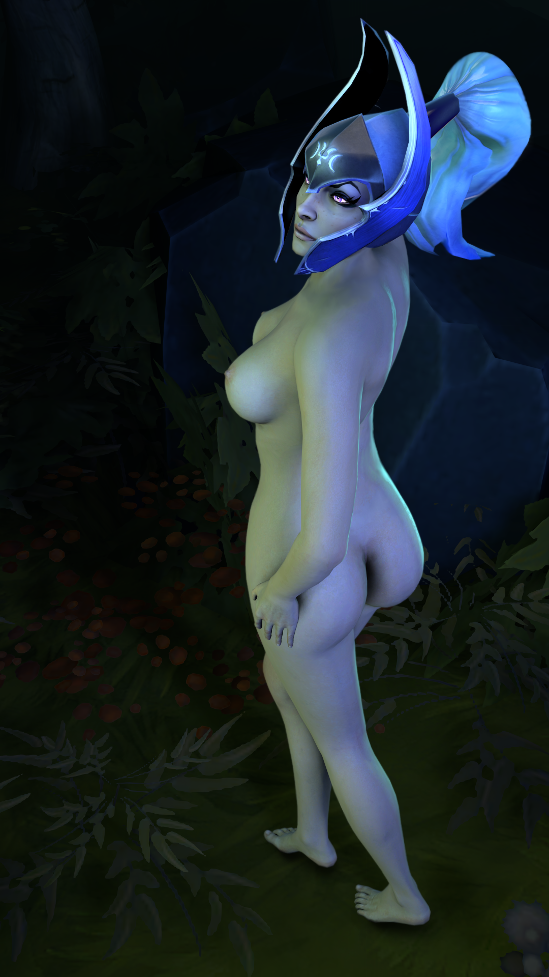 Nude mod for dota porn videos
