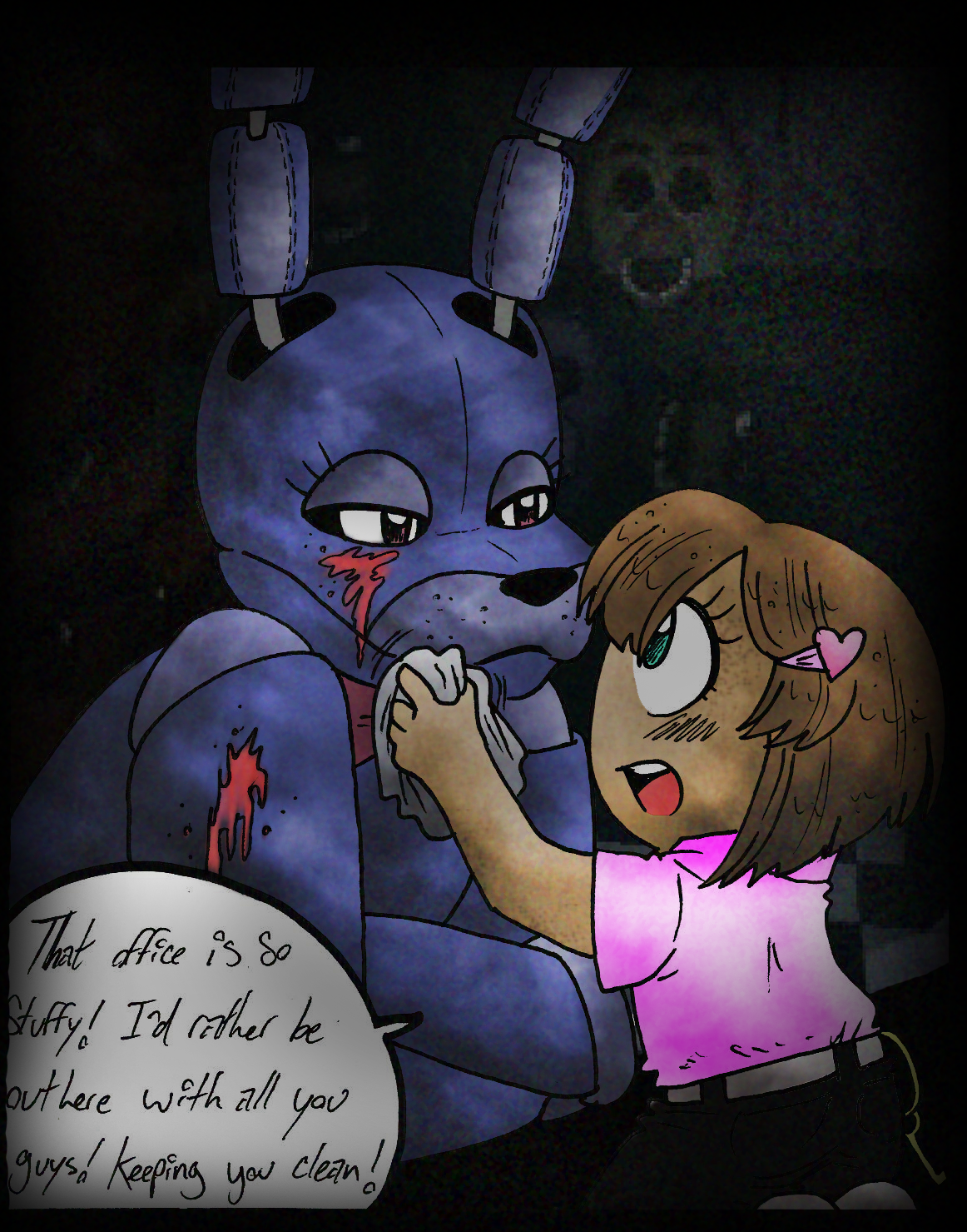 five nights at freddys porn