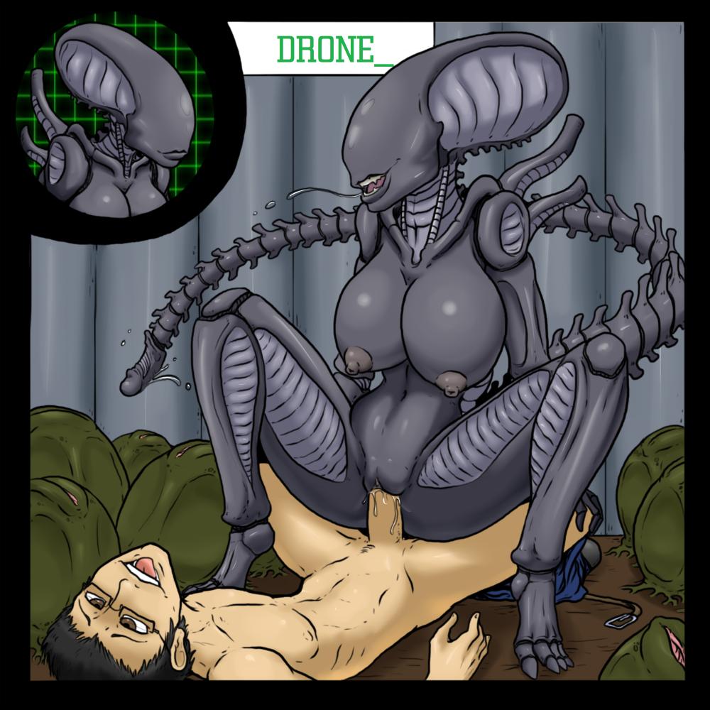 [FleaTrollus] Xenosuccubus (Aliens) Hentai Online porn ...
