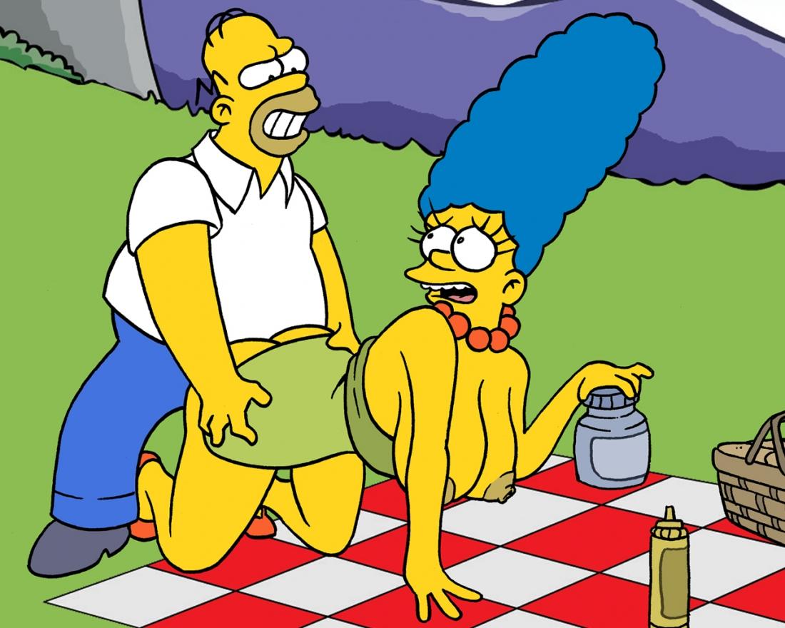 simpson family animated sex cartoons