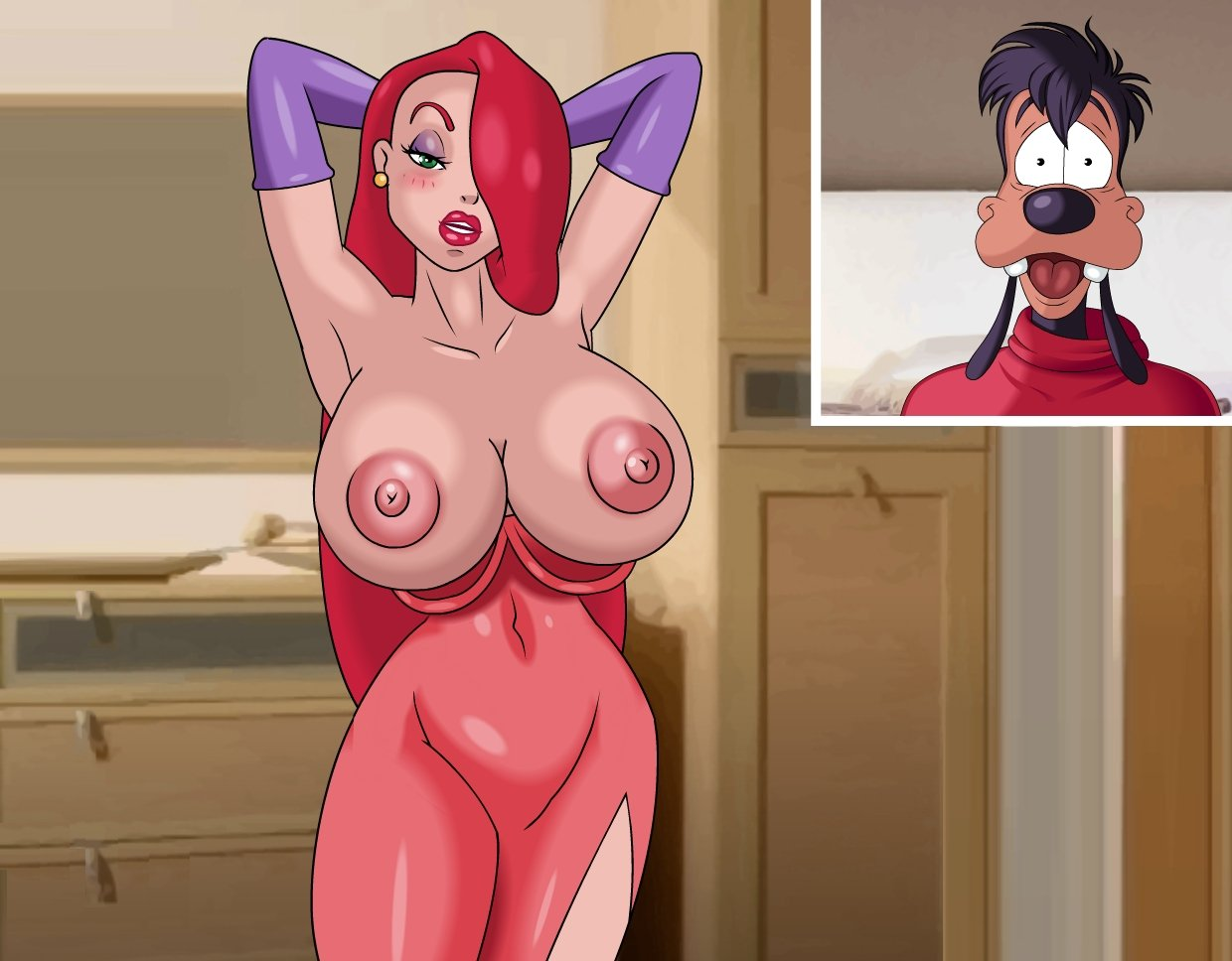 Jessica rabbit sex games