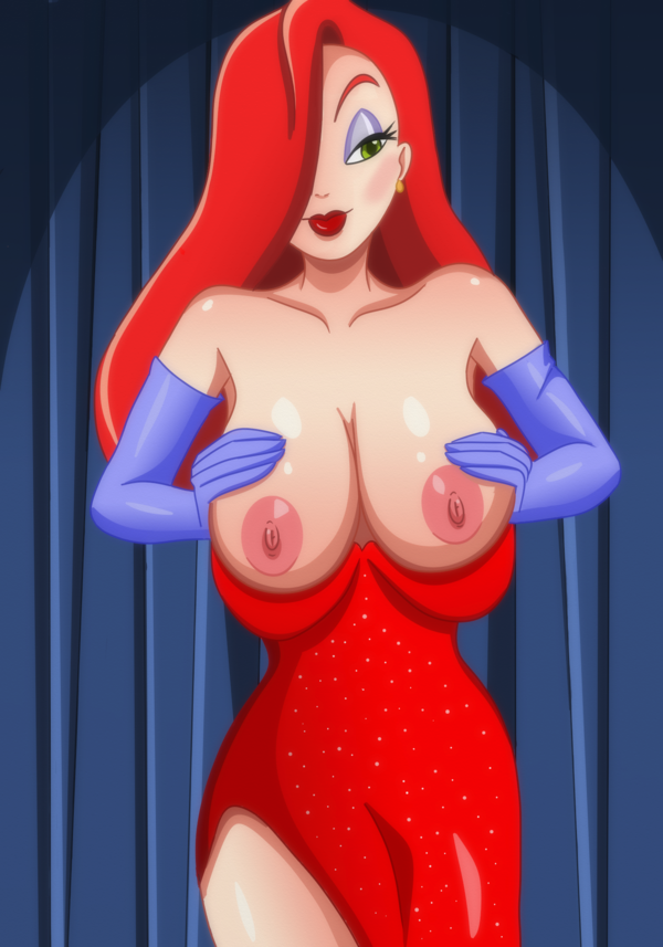 Ugly girl jessica rabbit nude sexy pussy pounded