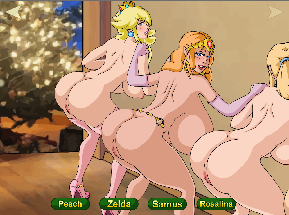 Nintendo christmas sex game