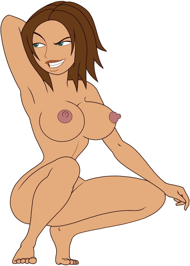 hot bonnie nude kim possible