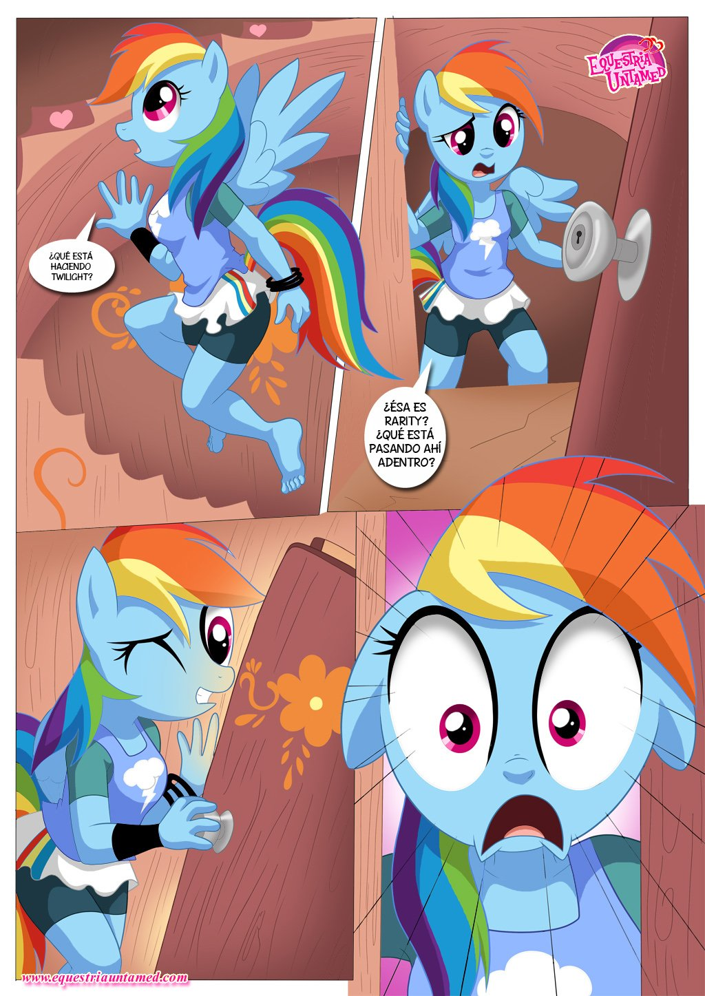my little pony orgy