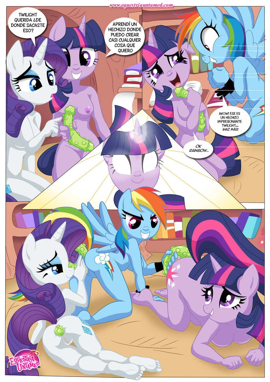 Porno My Little Pony