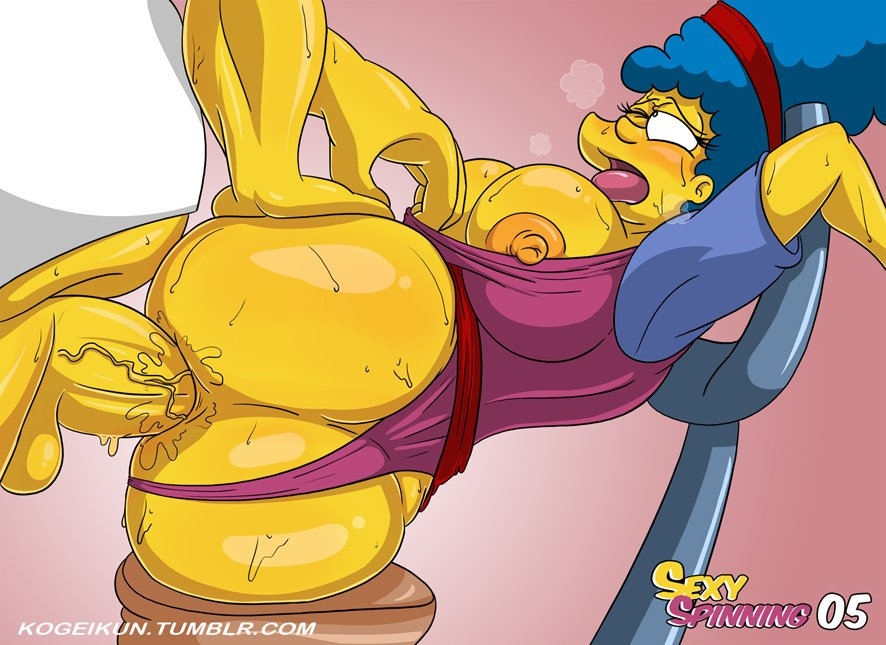 Simpson naked marge