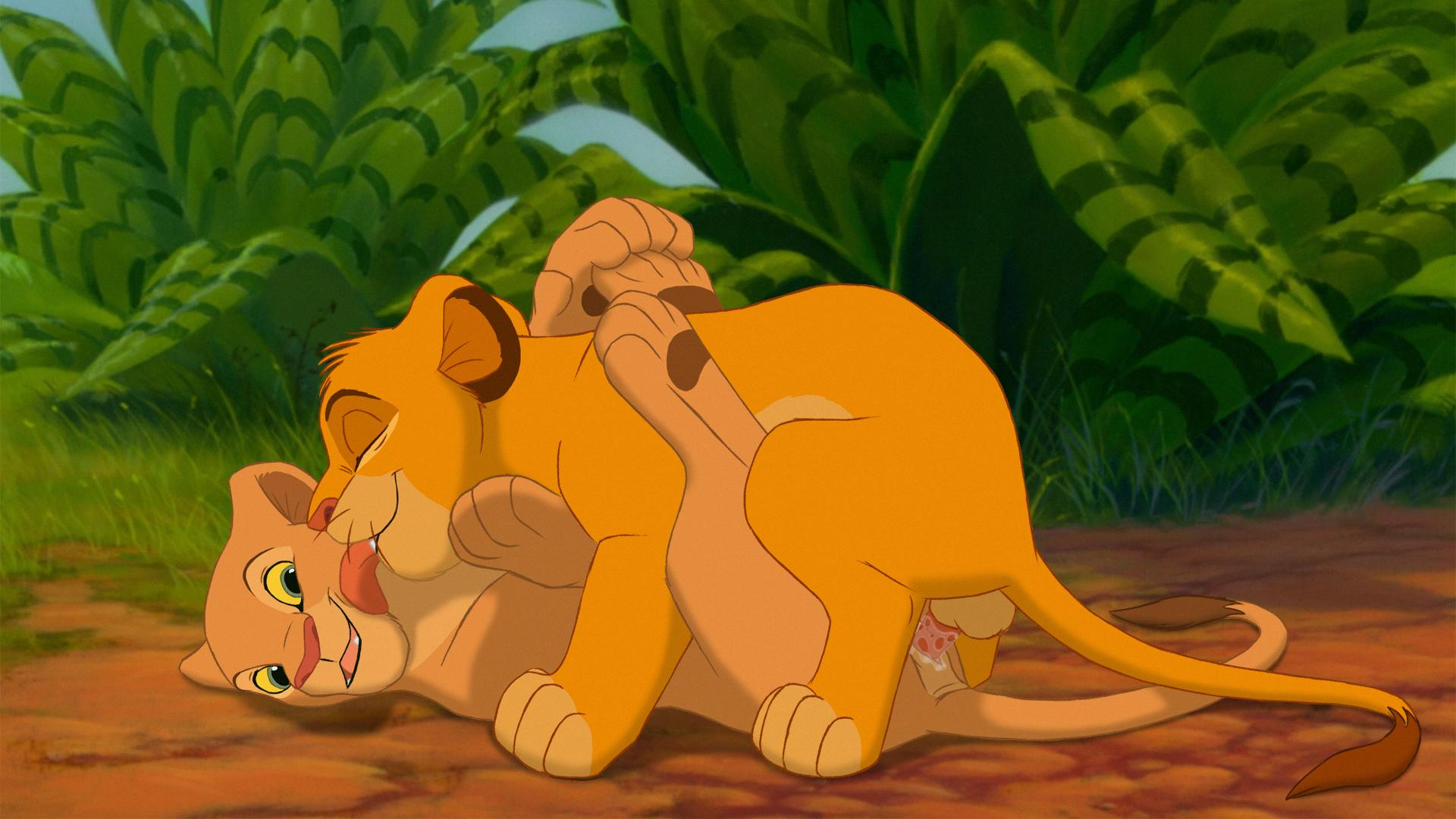 the lion king porn