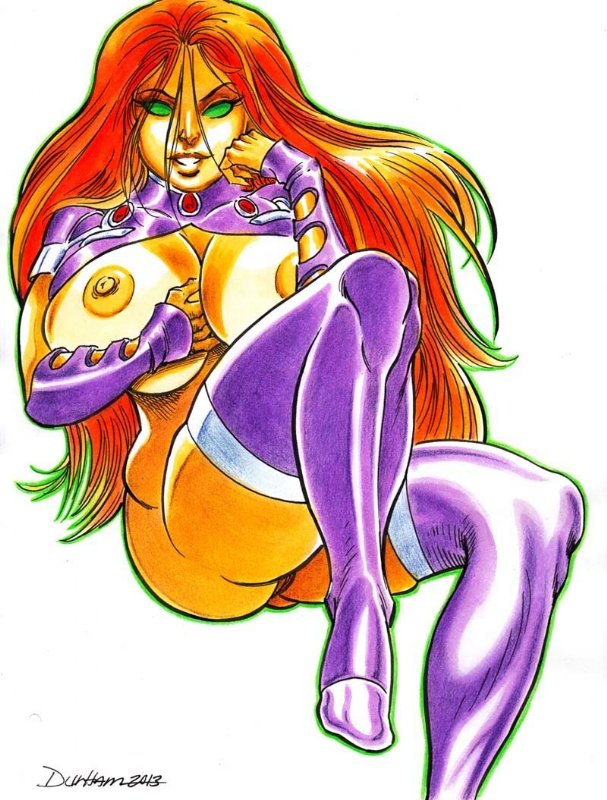 the-rell-naked-starfire