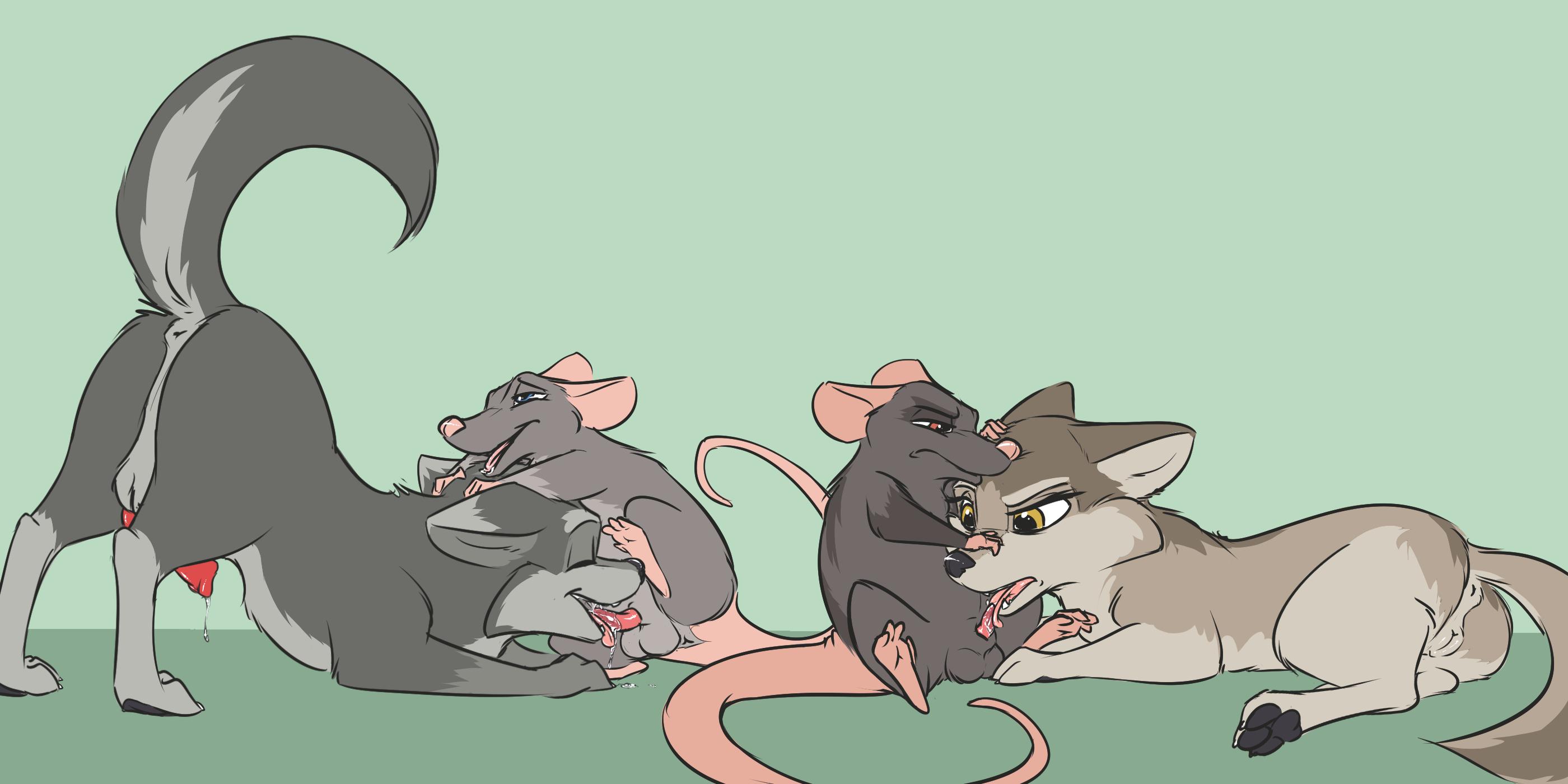 Rat porn