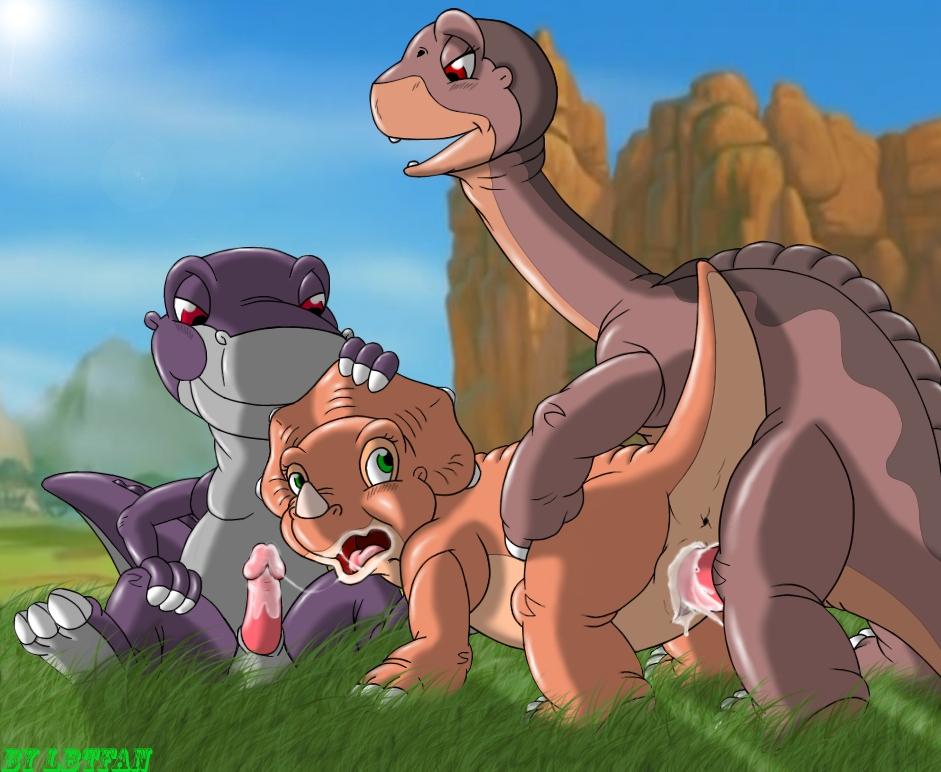 Land before time hentai