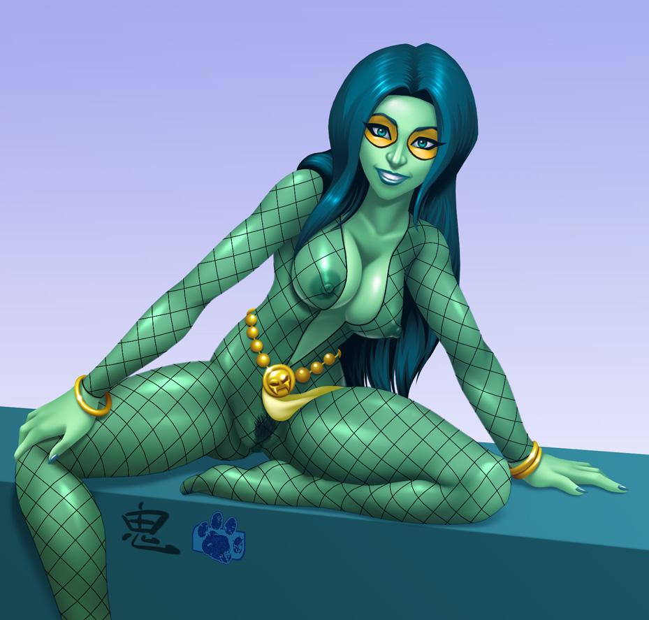 Gamora Porn