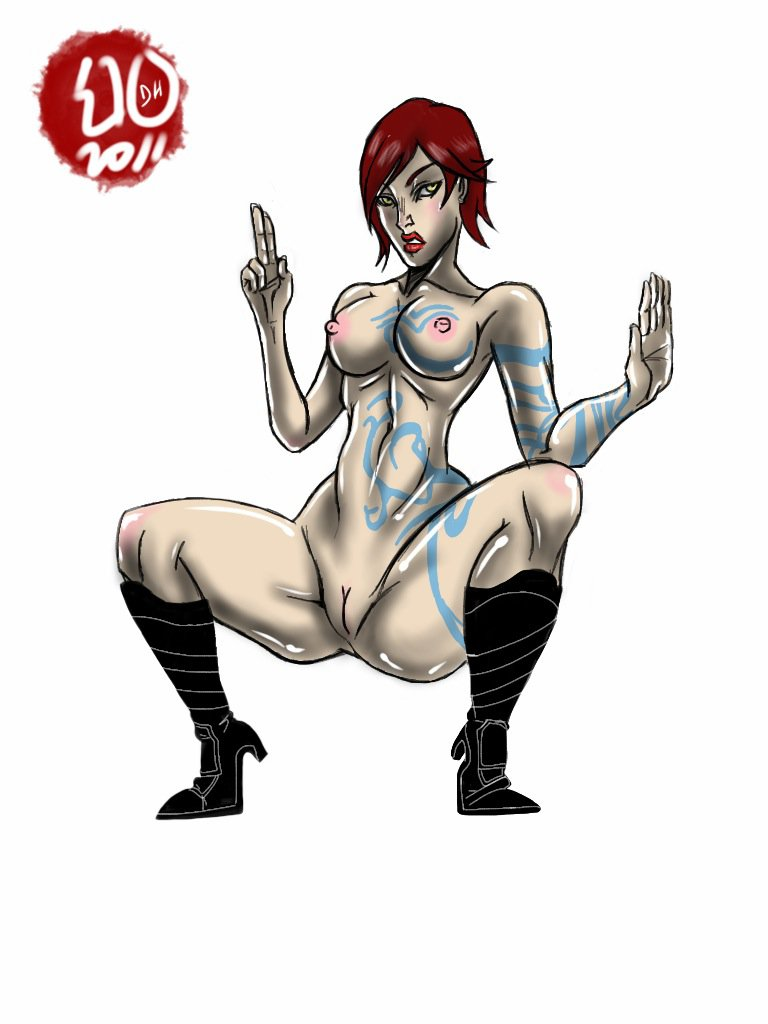 Lilith hentai borderlands