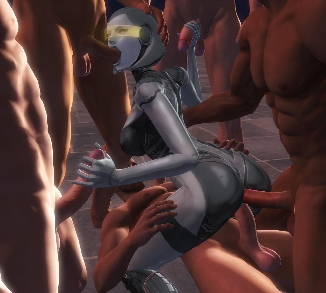 Порно ххх пародия эффект масс