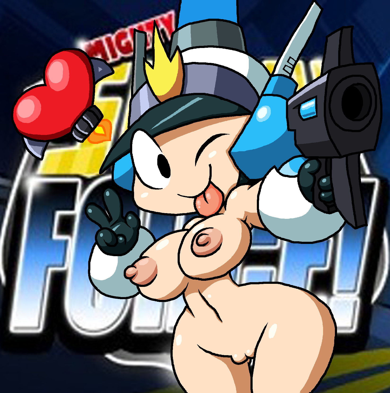 Mighty switch force porn photos and other amusements