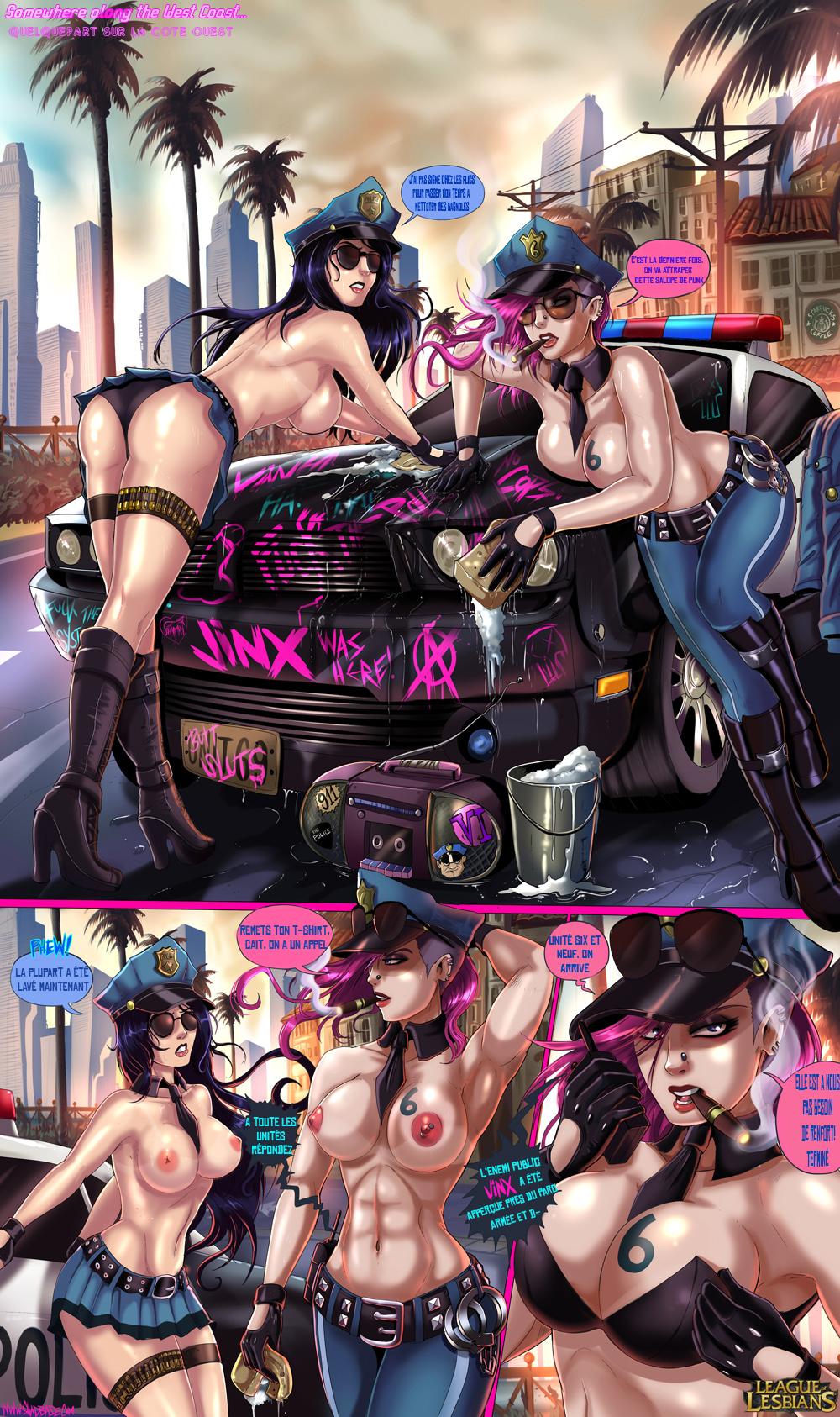 League of legends lesbians sex sexy galleries