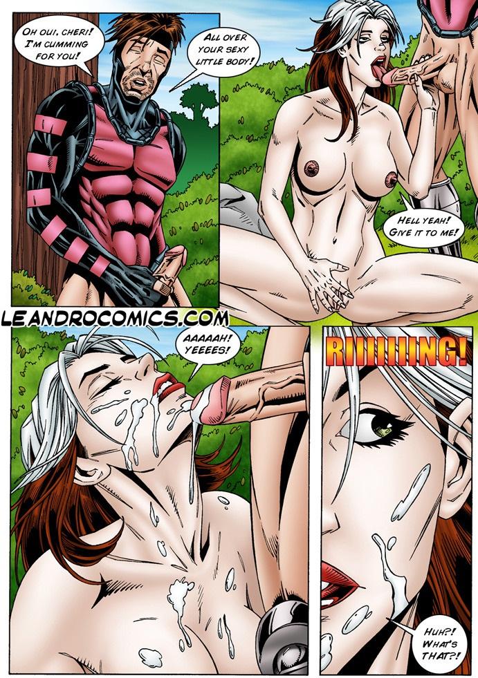 Rogue porn