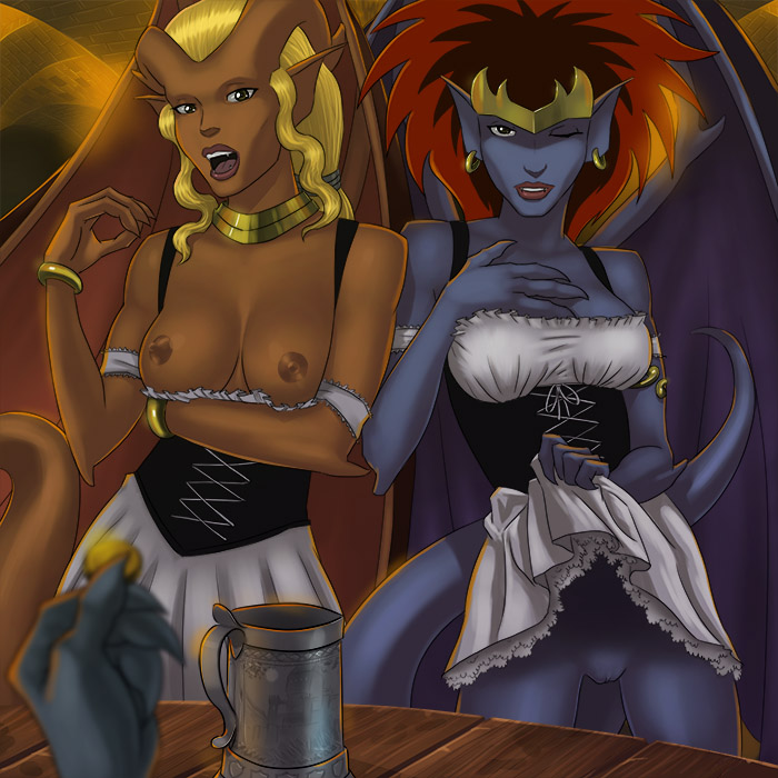 Bar Demon Hentai