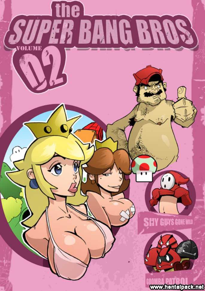 Super Mario Bros Porn
