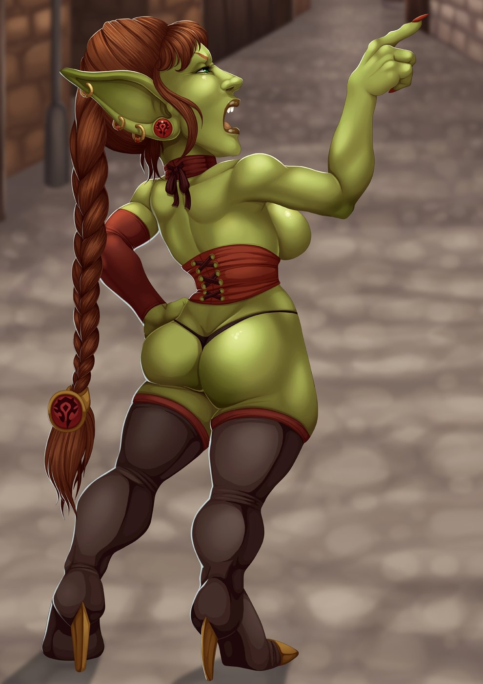 Goblin whore warcraft erotic photos