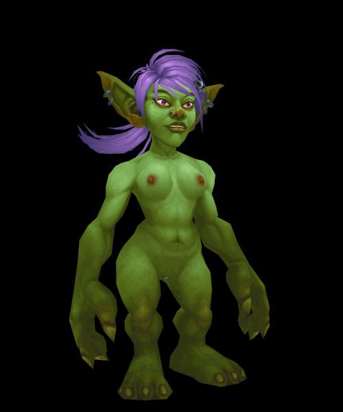 Sex world goblin of warcraft
