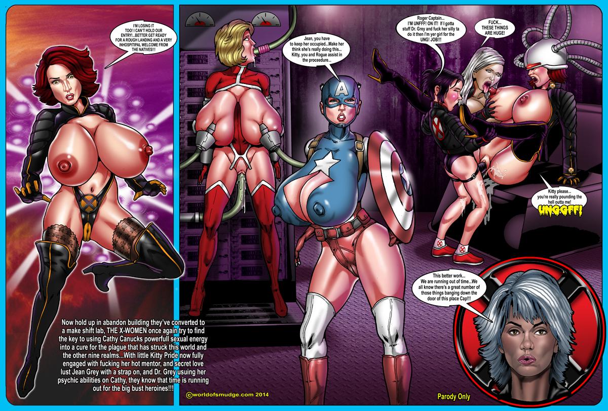 Big Tit Kim mögliche Comics