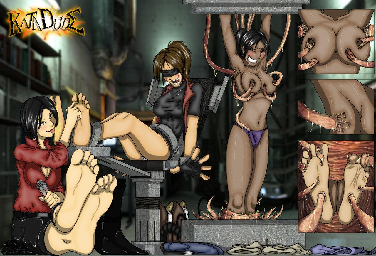 resident-evil-nude-tickling