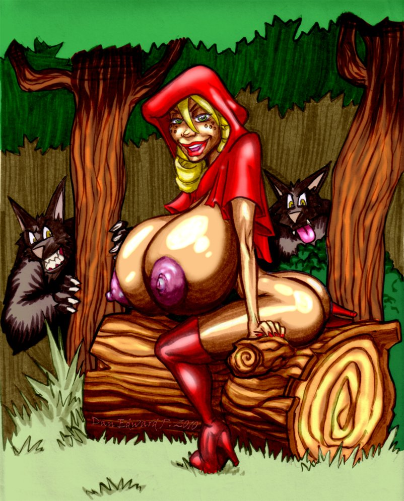 Hentai Red Riding Hood
