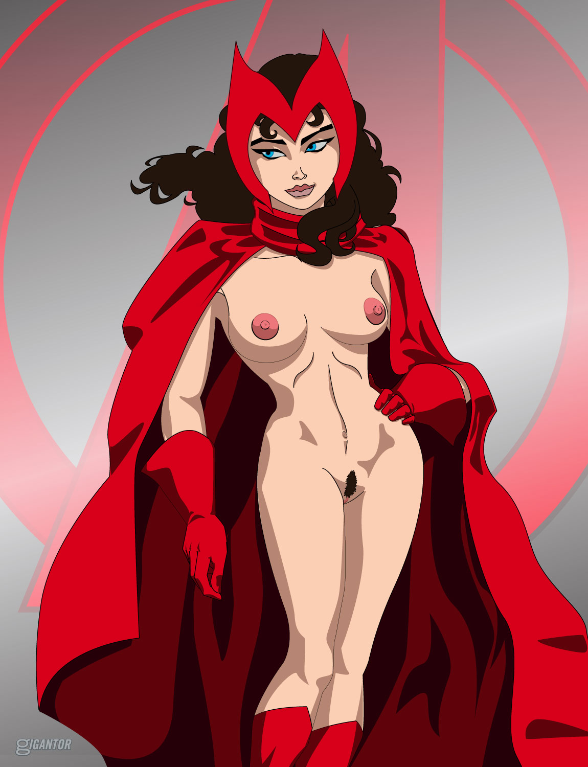 Scarlet Witch Porn Comic