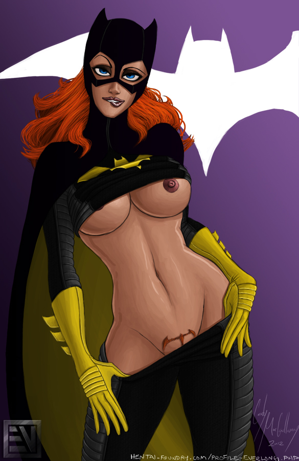 Batgirl logo with boobs, public hidden camera naked females