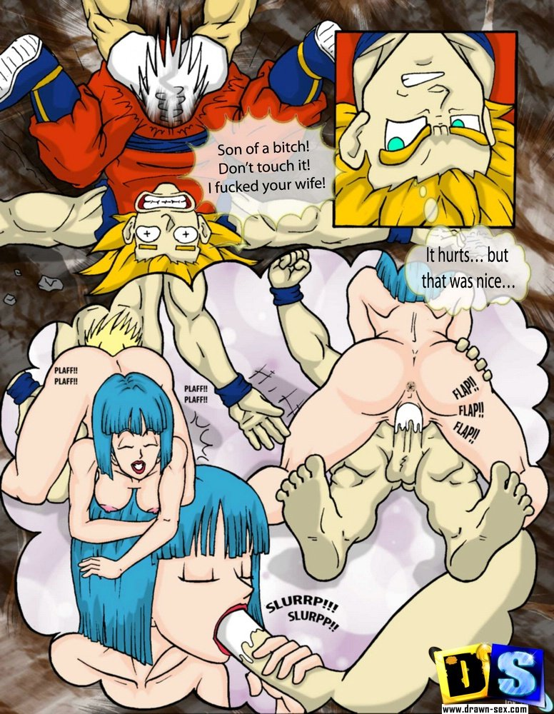 Dragon ball sex video